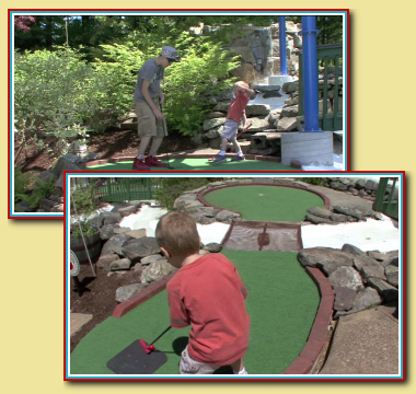 Clic Mini Golf Minture Golf Course Ideas Html on